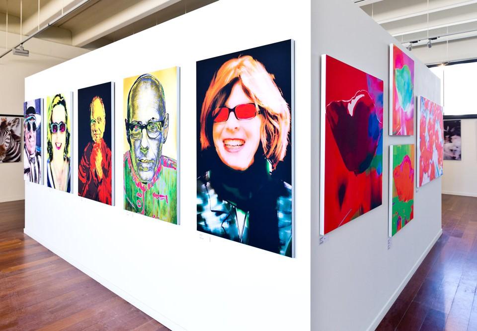 Ausstellung Cap Vermell