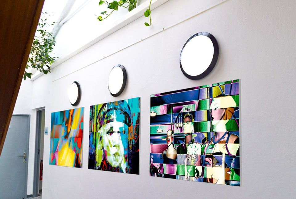 Ausstellung Clinica Picasso