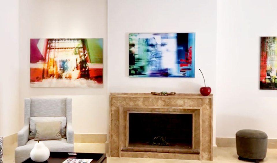 Ausstellung Park Hyatt Mallorca